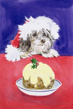 The Christmas Pudding by Diane Matthes