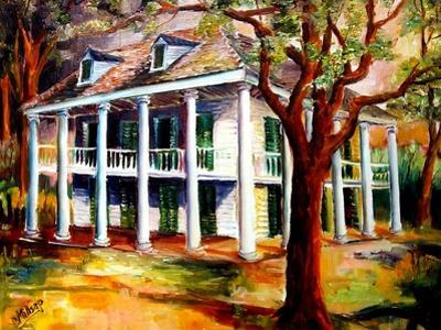 Bayou Plantation by Diane Millsap