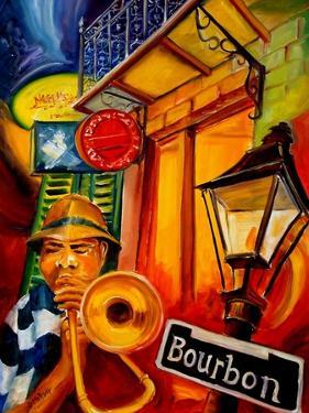 Bourbon Street Jazz by Diane Millsap