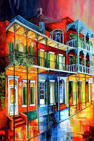 Colors of the Vieux Carre
