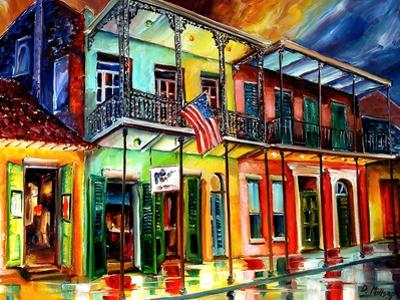 Down On Bourbon Street by Diane Millsap