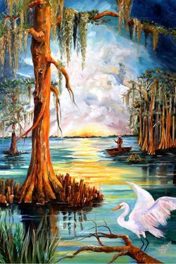 Down on the Bayou by Diane Millsap