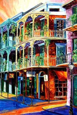 Early Morning on Royal Street by Diane Millsap