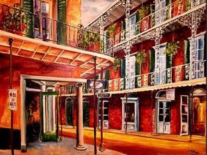 French Quarter Grocery by Diane Millsap