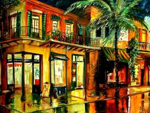 Frenchmans Street In New Orleans by Diane Millsap