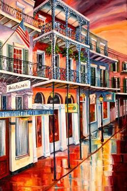 Galatoire's on Bourbon Street by Diane Millsap