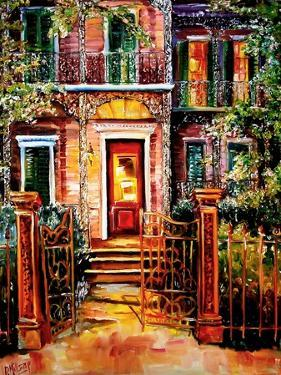 Garden District Gate by Diane Millsap