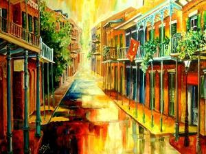 Glorious French Quarter by Diane Millsap
