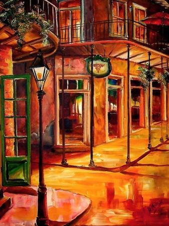 Golden French Quarter by Diane Millsap