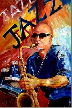 Jazz Man by Diane Millsap