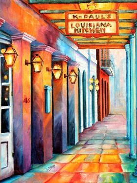 K-Paul's in New Orleans by Diane Millsap