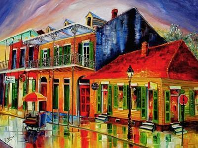 Late on Bourbon Street by Diane Millsap