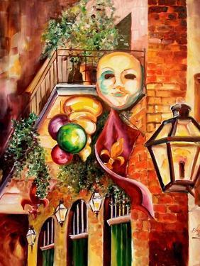 Mardi Gras Night by Diane Millsap