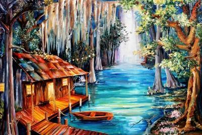 Moon on the Bayou by Diane Millsap