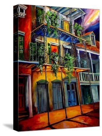 Mysterious French Quarter by Diane Millsap