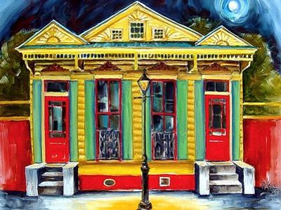 New Orleans Color by Diane Millsap