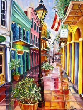 New Orleans Exchange Alley by Diane Millsap