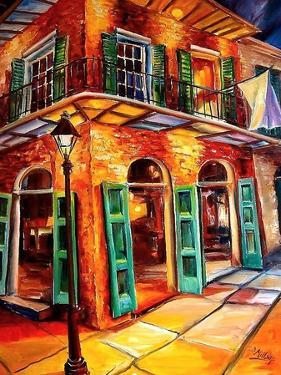 New Orleans Jazz Corner by Diane Millsap