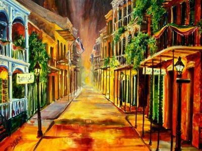 Night on Royal Street