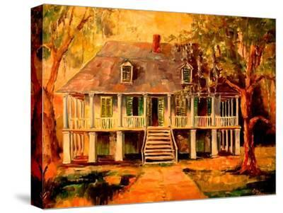 Old Louisiana Planters House by Diane Millsap