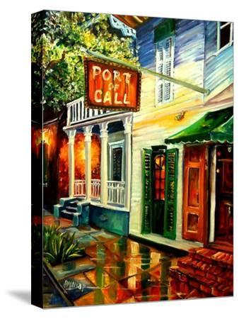 Port of Call in New Orleans by Diane Millsap