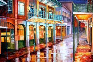 Quiet on Bourbon Street by Diane Millsap
