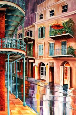 Reflections on St. Peter Street by Diane Millsap