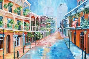 Royal Street Blue by Diane Millsap