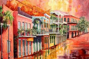 Spring in the Vieux Carrre by Diane Millsap