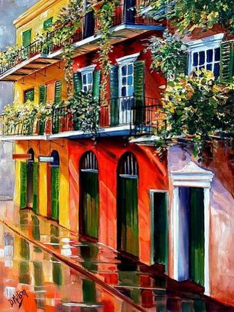 Sunshine In The French Quarter by Diane Millsap