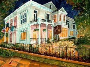 The Elms Mansion in New Orleans by Diane Millsap
