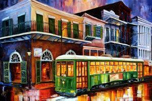 The Old Desire Streetcar by Diane Millsap