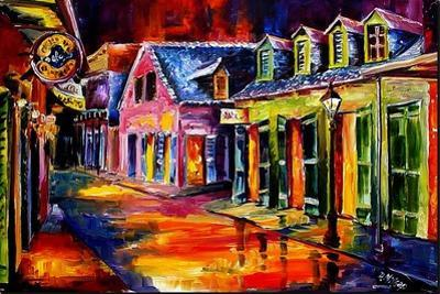 Toulouse Street by Night by Diane Millsap