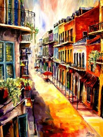 View from a French Quarter Window by Diane Millsap