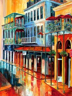 View of Napoleon House by Diane Millsap