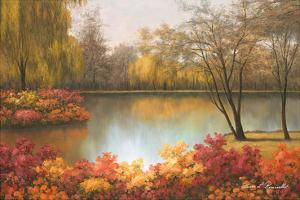 Autumn Palette by Diane Romanello