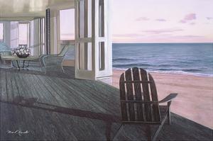 Beach House by Diane Romanello