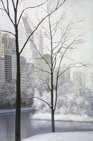 Central Park by Diane Romanello