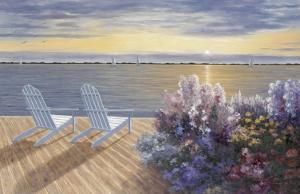 Deck View by Diane Romanello