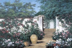 Jardin de Fleur by Diane Romanello