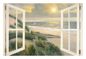 Morning Meditation with Windows by Diane Romanello