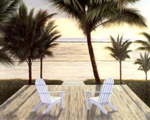 Palm Beach Retreat by Diane Romanello