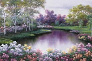 Springtime Symphony by Diane Romanello