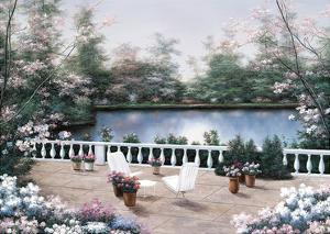 Terrace View by Diane Romanello