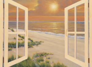 Window of Dreams by Diane Romanello