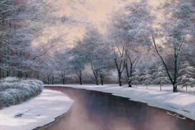 Winter Sunlight by Diane Romanello