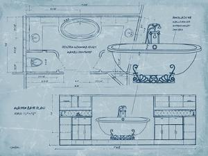 Bath Blueprint 2 by Diane Stimson