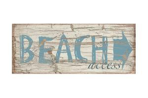 Beach Access by Diane Stimson