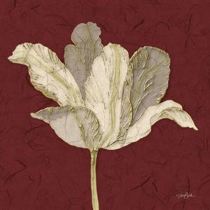 Chianti Behind Tulip by Diane Stimson