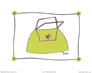 Daisy Delight Bag by Diane Stimson